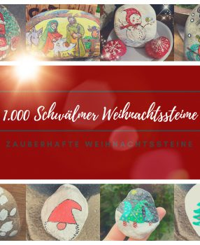 1.000 Schwälmer Weihnachtssteine