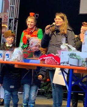 1.000 Schwälmer Weihnachtssteine – das Ergebnis